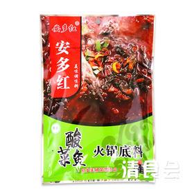 安多红 酸菜鱼 火锅底料