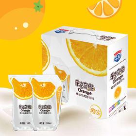 【外埠】乐享奇橙乳酸菌饮料品180ml*12袋