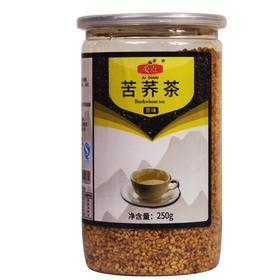 爱点苦荞茶 原味苦荞茶 瓶装 250g