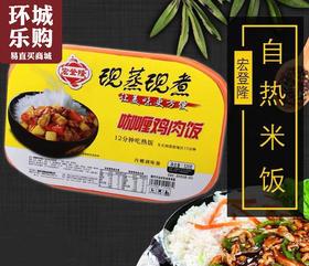宏登隆咖喱鸡肉饭