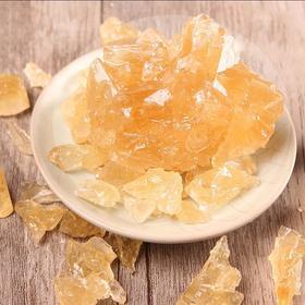 弥勒竹园古法冰糖 原汁原蔗 甜而不腻  传统工艺制作 500克