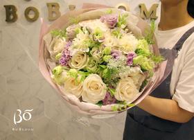 柳芬花神-母亲节特别款花束
