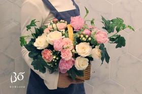 馨瑰花神-母亲节特别款花束