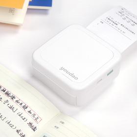 网易有道口袋打印机➕10卷热敏纸套装
