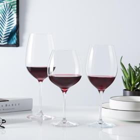 奥地利进口winestar无铅水晶红酒杯套装家用欧式小奢华创意高脚杯