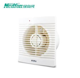 绿岛风静音型橱窗式换气扇APC15-3S-D卫生间排气扇浴室排风扇