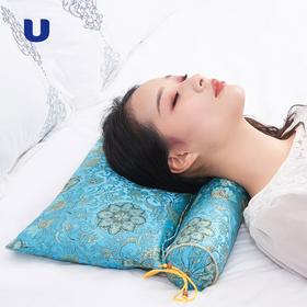 颈椎不好,枕一下就舒服了,5分钟快速入睡 宾卡加BIKAGA中草药草本护颈安眠枕  9种珍贵药材,调理多种疾病,圆枕方枕二合一