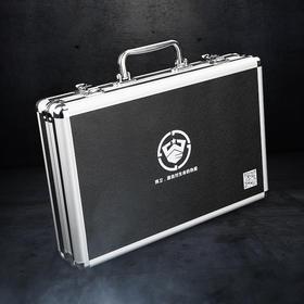 【WE装备库】铝合金手提式轻便多功能便携式五金收纳箱工具箱