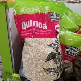 Costco有机藜麦1.5kg