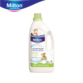 Milton妙儿康婴幼儿宝宝专用洗衣液新生儿baby抑菌洗衣液家庭装