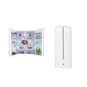 【德国设计 】清除冰箱异味 专利活氧净化器 空气焕然一新 杀菌、除味、保鲜,冰箱、橱柜、车载通用