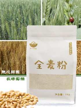 施心田园 自然农法面条 面粉