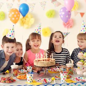 每月特色主题生日狂欢Party