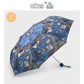 新品防晒UPF50+!FULTON 伦敦博物馆联名款 《撑伞的女人》雷诺阿名画