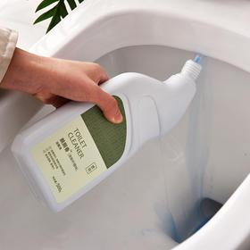 【现货发!!】【买一送一】厕厕香洁厕净 清新柠檬味洁厕剂 500g/瓶