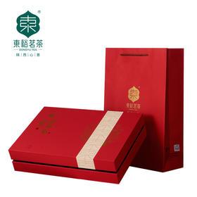 東牌汉中红 东裕茶叶 汉中红 红茶 芽尖茶 礼盒装 136g 包邮