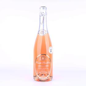 【法国】伊比奈庄园 Cuveé Pauline 2015 波琳娜特酿 都兰桃红天然起泡半干高泡葡萄酒