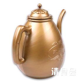 唐瓶 临夏大号唐式汤瓶壶 2.5升 小净壶