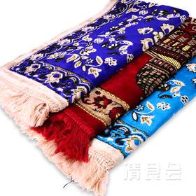 巴基斯坦进口精品涤纶毯子  四种颜色随机发货