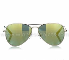W03太阳眼镜限量版飞行员覆膜 成人款2色可选