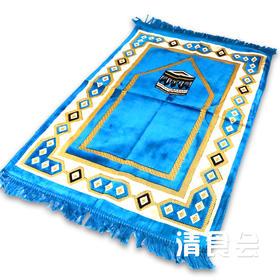 土耳其进口  精美涤纶毯子  五种颜色随机发货