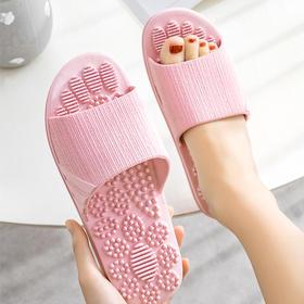 穴位按摩养身拖鞋 | 准确如老师傅,步步舒筋活络、强身健体