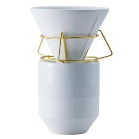 痣birthmark一人咖啡具套装(三足滤杯+折腰大厚杯)
