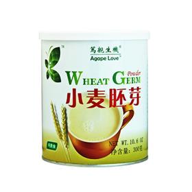 (品牌直发)笃亲生机 台湾小麦胚芽高纤富硒小麦纯胚芽片早餐食用小麦胚芽 我是大美人精选(SG)
