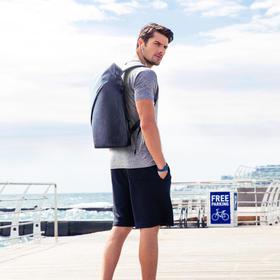 【多场景通勤背包】NIID双肩背包D2 运动/休闲造型切换 安全防盗