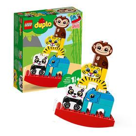 乐高(LEGO)积木 得宝DUPLO玩具总动员火车