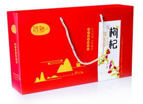 2018年宁夏富硒枸杞,礼盒1斤装(经中国绿色食品发展中心认证)