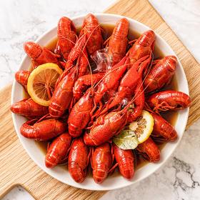 [清水小龙虾]白兰地熟醉小龙虾(1kg)/ 麻辣小龙虾(750g) 4-6钱/只 约17-25只/盒