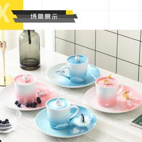 陶溪川 日式治愈系卡通早餐杯