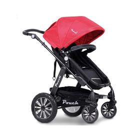 Pouch婴儿推车 高景观宝宝推车  可坐可躺可折叠