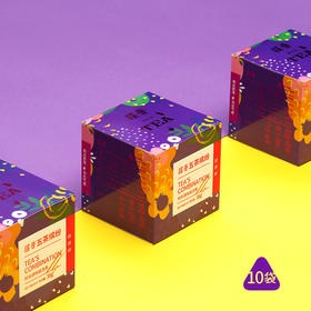 【买一送一】摆普袋泡花茶,5种口味,10袋组合缤纷装