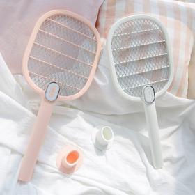 【电蚊神器】电蚊拍充电式家用多功能打灭蚊子拍锂电池苍蝇拍