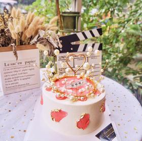 【七夕表白·限时秒杀】梦幻天使·网红场景蛋糕