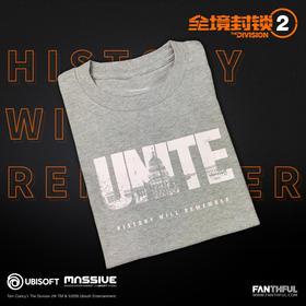 《全境封锁2》UNITE T恤