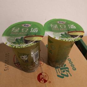 绿豆汤388g*40杯(40杯,20杯)