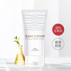 [品牌直发] 韩国MIORIO/米澳拉温和面部去角质 150ml 男女全身清洁黄糖凝胶去角质