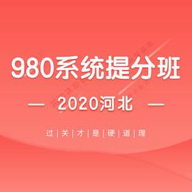 2020河北省考系統提分班07期