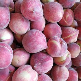 梓盟露天红宝石桃-颜值高、桃味浓、原汁原味、清脆酸甜-全国发货-2kg/件
