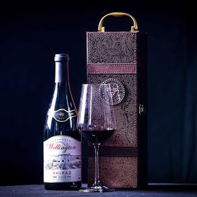 威灵顿庄园 珍藏设拉子 红葡萄酒 750ml