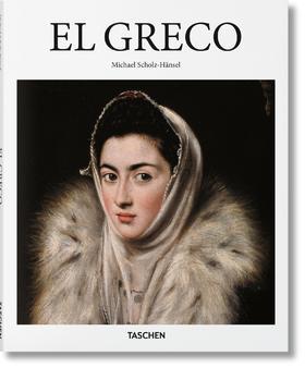 【德国TASCHEN】El Greco作品集