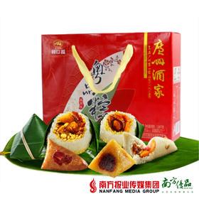 广州酒家粤品粽 1.06kg/箱