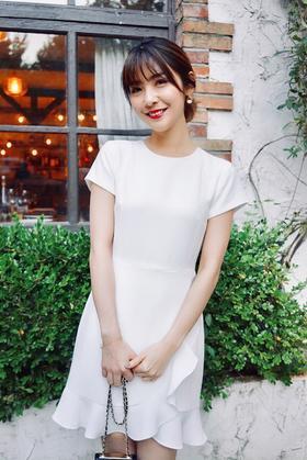 #现货# MAISON COVET   Tulip连衣裙