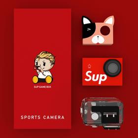 【为思礼】【小巧伴随你一路同行 记录美好生活】SUPGAMEBOX防水相机