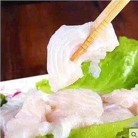 [雪尔商行]干冰无药水泡制去皮巴沙鱼片小切片,酸菜鱼、火锅
