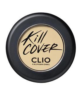 Clio珂莱欧无瑕美肌艺术遮瑕膏遮盖痘印痘痘斑脸唇部持久