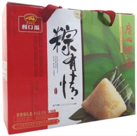 广州酒家粽有情礼盒  1200g/盒